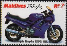 1993 TRIUMPH TROPHY 1200 (GB / UK) Motorcycle Motorbike Stamp