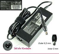 Ac/Dc Fuente de Alimentación Adaptador Power Toshiba 75w 15v 5a Pa3755e-1ac3 #
