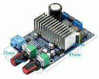 Assembly DC12-24v TPA3116 Subwoofer Amplifier Board Support 100W Bass Output New