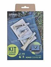 2019 Opinel Outdoor Set NOMAD 5-teilig Schneidbrett Picknick Korkenzieher 254476