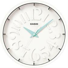 CASIO IQ-64-2D RELOJ PARED ANALOGICO 30.5 CM DIAMETRO