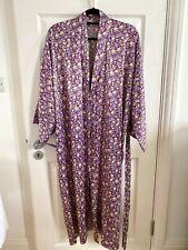 Vietnamese Silk Kimono / Dressing Gown, Brand New