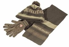 Nash ZT Hat, Scarf And Gloves Set NEW Men's Carp Fishing Winter - C5100