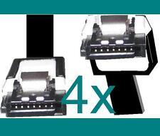 4x SATA3 Daten Kabel Asus S-ATA3 6 GB/s Winkel Clip gewinkelt abgewinkelt SATA 3