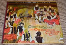 The Obernkirchen Children's Choir – Christmas Songs - Angel Stereo S-35914