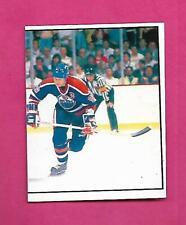 1988-89 PANINI # 179 OILERS WAYNE GRETZKY  STICKER CARD (INV# D1093)