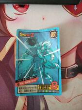 Dragon Ball Z Super Battle Prism face a 584 Carte power level Card rare Hidden