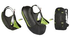 Supair Radicale 3 Harness + Airbag For Sped riding Paragliding Ground Handling