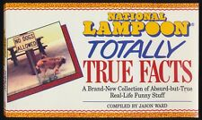 National Lampoon Totally True Facts Collection of Photos & News Clips Jason Ward