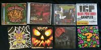 Insane Clown Posse - SEALED CD Lot hallowicked twiztid psychopathic records