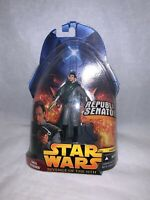 "2005 Hasbro Star Wars Revenge Of the Sith Senator Bail Organa 4"" Figure-NRFP"