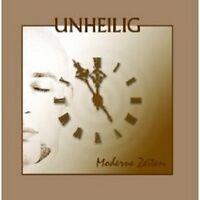 "UNHEILIG ""MODERNE ZEITEN"" CD RE-RELEASE NEU"