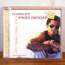 Charles Feelgood Can You Feel It? CD Album Moonshine FREE SHIP