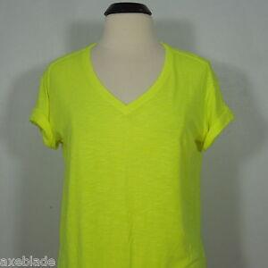 SO Intimates Sleepshirt Bright Yellow Juniors size M