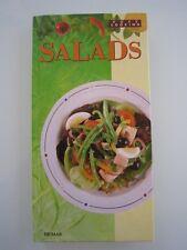 EASY COOKING: SALADS - HC - EDITED BY ANGELA RAHANIOTIS