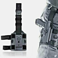 Drop Leg Thigh Rig  & Left / Right Handed Holsters fit Glock, Sig, CZ,Taurus, SW