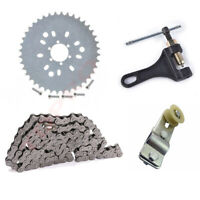 415 Chain /& Chain Tensioner /& Drive Sprocket For 49cc 80cc Motorized Bicycle.