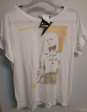 Rock by JUNK FOOD - NWT Women's BLONDIE Camp Funtime Band T-Shirt - Small