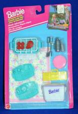 1995  Picnic Adventure Accessories Barbie MIP package showing some wear