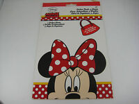 Disney MINNI MOUSE - Sticker Book with 4 Sheets (300 Stickers)