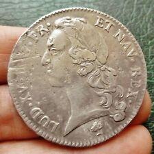 Louis XV - Ecu au bandeau - 1765 A  Paris