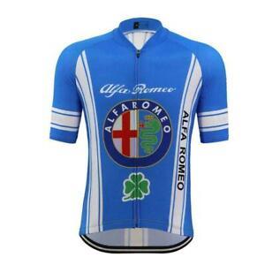 Brand New Team Alfa Romeo Cycling Jersey,
