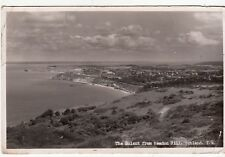Postcard - THE SOLENT FROM HEADON HILL, TOTLAND