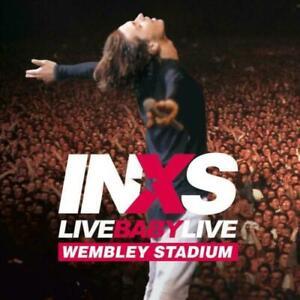 INXS Live Baby Live Wembley Stadium 2CD BRAND NEW