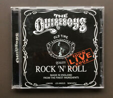 THE QUIREBOYS 100% Live 2002 CD Like NEW Condition 12 Tracks Hard Rock Spike