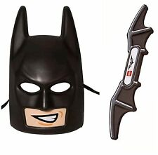 OFFICIAL LEGO BATMAN MOVIE Batman Mask 853642 & Batarang 853647 Set