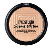 Maybelline Face Studio Chrome Extreme Highlighter 100 MOLTEN GOLD NEW