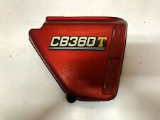 Seitenverkleidung Side Cover Verkleidung Honda CB 360 T