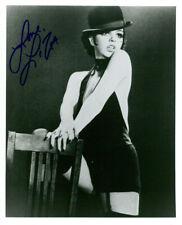 Liza Minnelli signed authentic 8x10 photo COA