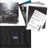2016 Ford Focus Owners Manual with Case and extras Owner User Guide Book