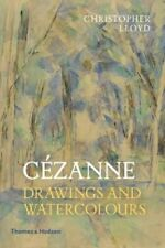 Cezanne Drawings and Watercolours by Christopher Lloyd 9780500295212   Brand New