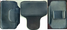 NEW Cell Phone Belt Clip Magnetic Leather Case Edge G1 Dash Nexus S Flip Samsung