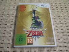 The Legend of Zelda Skyward Sword für Nintendo Wii und Wii U *OVP*