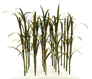 Model tree 1/35 scale Sugar Cane tree set. 20 trees/1set.Model No.TPV-013