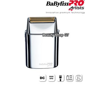 Professional mobil metal foil shaver BaBylissPRO®4Artists FXFS1E