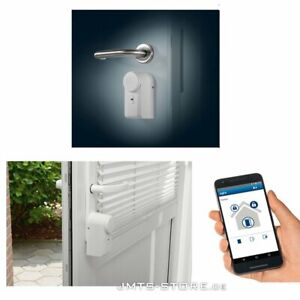 Bluetooth Türschlossantrieb mit App-Steuerung Smartphone Handy Keymatic Schloss
