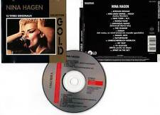 "NINA HAGEN ""Collection Gold"" (CD) 13 Titres 1992"