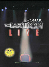 Don Omar: The Last Don - Live, Very Good DVD, Don Omar,