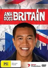 Anh Does Britain (DVD, 2013) New  Region 4