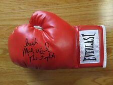 THE FIGHTER Boxer MICKY WARD signed EVERLAST Glove JSA COA