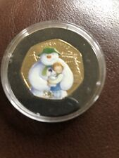 More details for iom christmas 50p coin