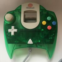 SEGA Dreamcast Lime Green Controller DC Japan game Working  w/ TRACK SHIPPING