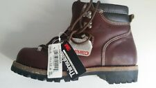 New Men's Matterhorn MAD00654 brown leather hiking boot 12E MADE IN CANADA