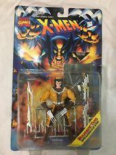 Marvel X-Men Mutant Genesis Series Wolverine Fang Action Figure Toy Biz 1995