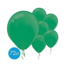 "72 Latex 12"" Balloons Wedding Birthday Party Decorations ~ U PICK COLOR ~ Amscan"