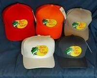 Bass Pro Shops Adjustable SnapBack Trucker Baseball/Fishing Hat Mesh Ball Cap